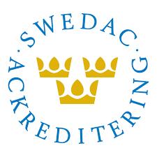 swedac-ackreditering-logotyp
